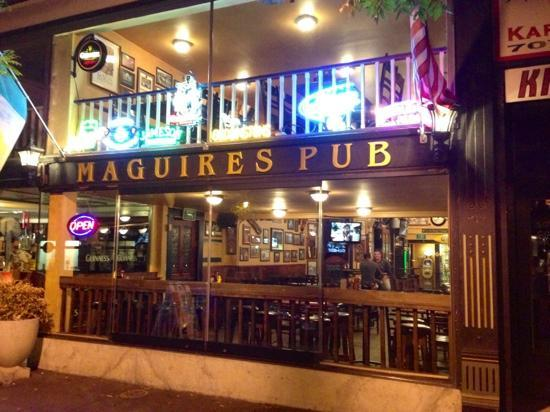 maguire 39 s pub petaluma menu prices restaurant reviews