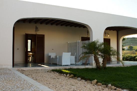 Borgo Giallonardo: Apartment entrance