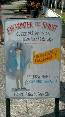 Cassadaga Spiritualist Camp: September 2012