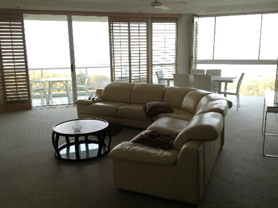 Carmel By The Sea : Living room