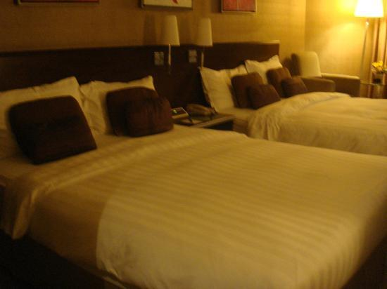 Park Hotel Hong Kong: Deluxe Plus Rooms with 2 double beds