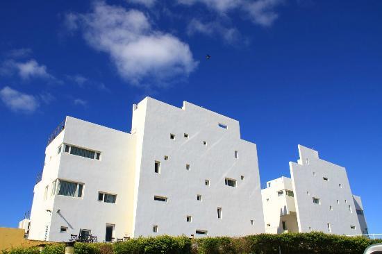Ocean Paradise Resort: 最豐富的白色, 單純, 簡單