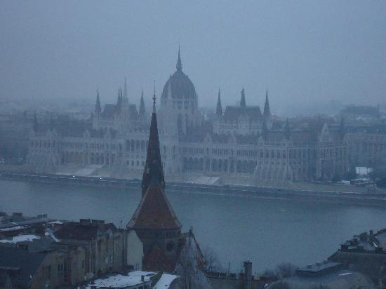 Budapeste, Hungria: Parlamento