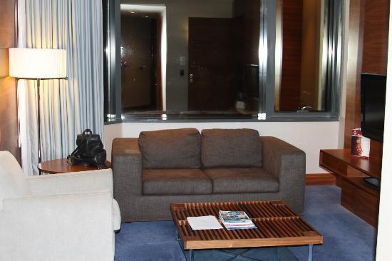 Sheraton Istanbul Atakoy Hotel: living area