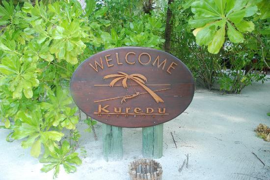 Kuredu Island Resort & Spa: Welcome