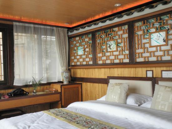 "Li An Lodge: Terrace View Room - ""Window"" theme"