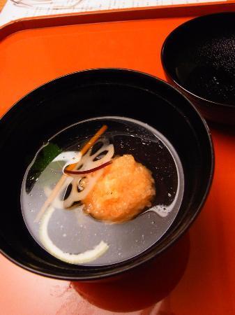 Hakone Suishoen: 夕食