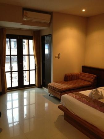 Ploen Chaweng Koh Samui: nice room