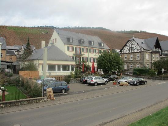 Landhotel Steffen: vue de l'hôtel
