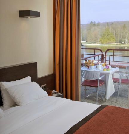 Hotel du Beryl: Chambre standing