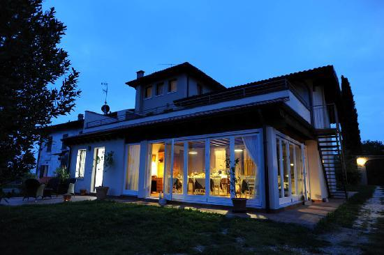 Monte Maino Bed and Breakfast : la sala colazioni