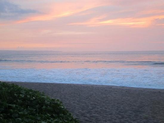 W Retreat & Spa Bali - Seminyak: sunset
