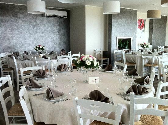 Trevignano Romano, Włochy: sala grande