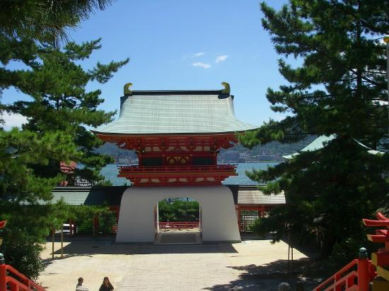 Akama Shrine: akamajinngu