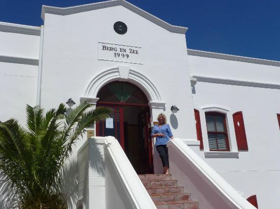 Berg en Zee Guest House: Jackie Berg en Zee