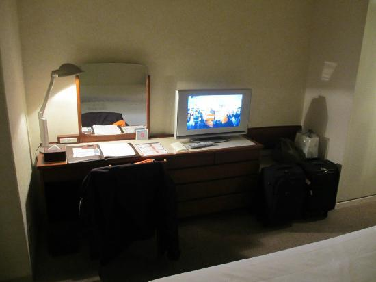 Grand Prince Hotel Takanawa: 客室
