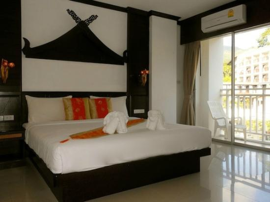 Lemongrass Hotel: Deluxe Room