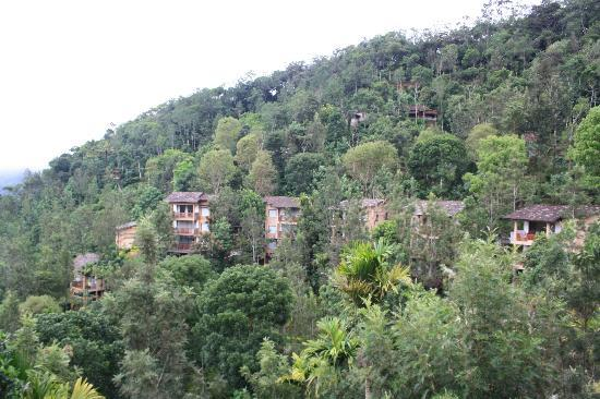 Wild Corridor Resort and Spa by Apodis: Spectacular View of the Rooms on the Hills
