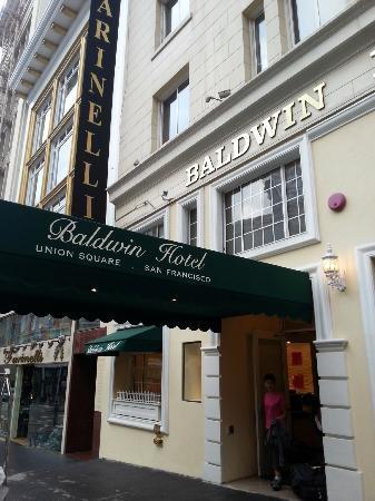 Baldwin Hotel: Baldwin Hôtel