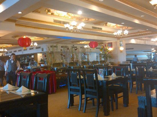 Twin Plaza Hotel Jakarta: restaurant