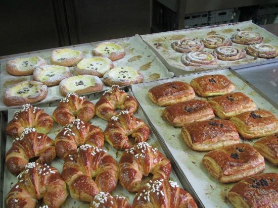 Pasticceria Bar La Golosa : Le brioche