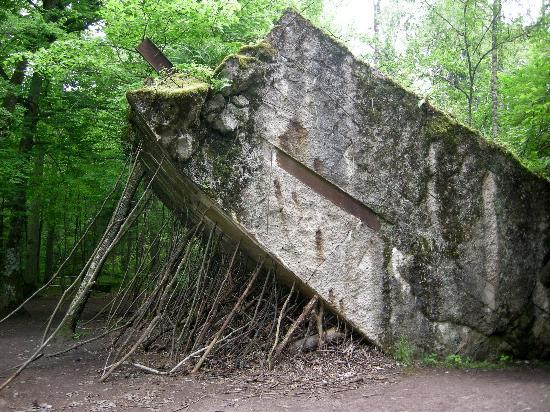 Gierloz, Polonia: Wolf's Lair