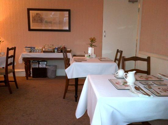 South Lodge Guest House: Dining Room 3