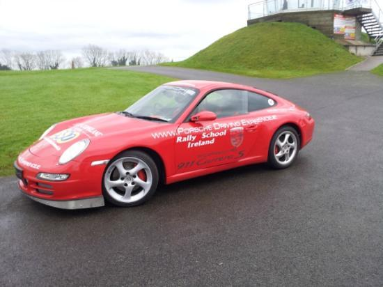 Rally School Ireland: The quickest car in the lot, I undersatnd!