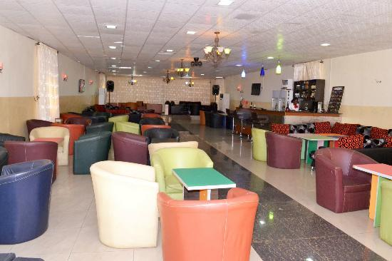Hotel De Bently: Lounge