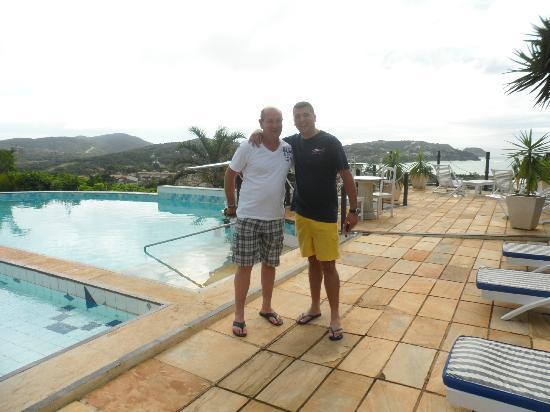 Tropico de Capricornio: Gil e Junior