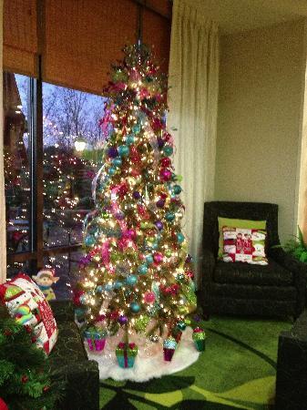 Fairfield Inn & Suites Elkin / Jonesville: Lobby