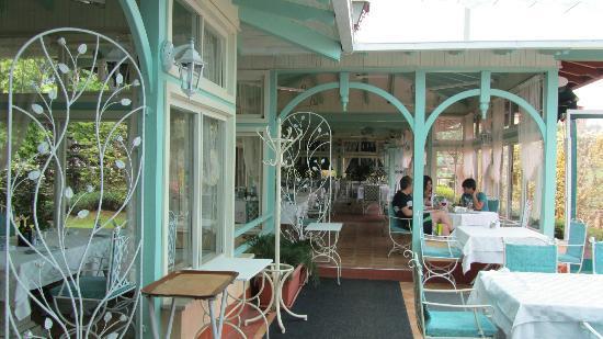 Maxi Park Hotel & Spa : Restaurant Sommer Veranda