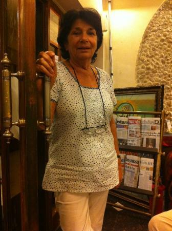 Sunder Palace Guest House: Jean Loubran runs the place with heart and soul