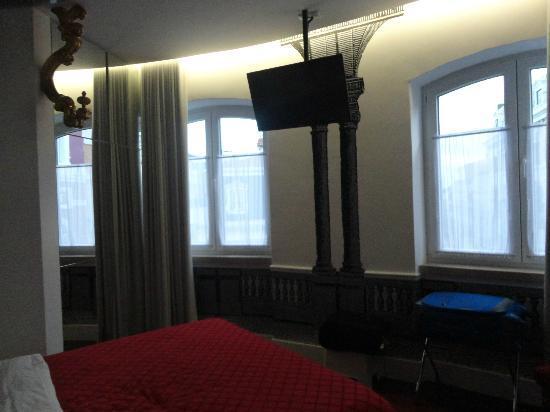 "Teatro Bed & Breakfast: Alojamento 33 ""Contratice"""