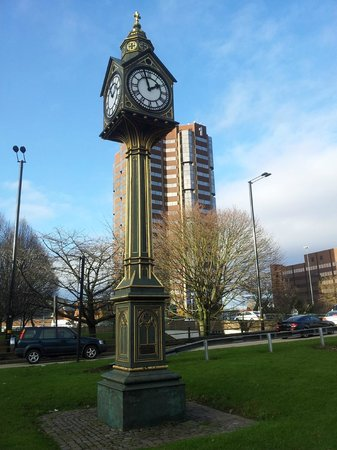 Five Ways Clock