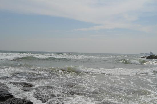 The Park Visakhapatnam: The waves