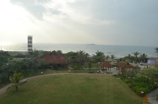 The Park Visakhapatnam: View from the room