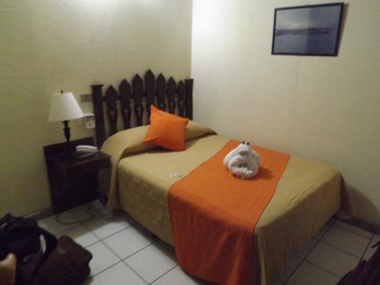 Hotel Casona de la Isla: Petite chambre
