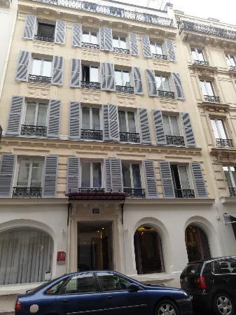 Hotel Angely Paris Tripadvisor