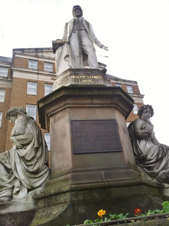 Joseph Sturge Memorial