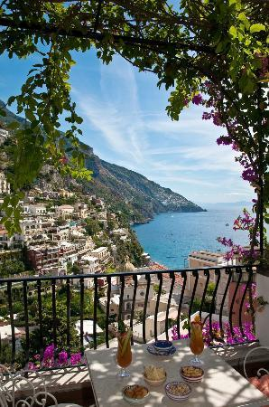 Hotel Poseidon: View