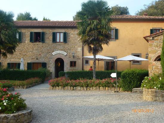Borgo il Melone: Entrada do hotel