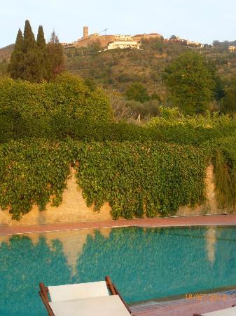 Borgo il Melone: Que vista!