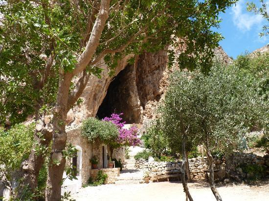 Custonaci, Italia: La grotta
