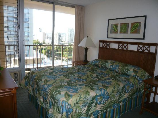 Fairway Villa: 1BRの寝室