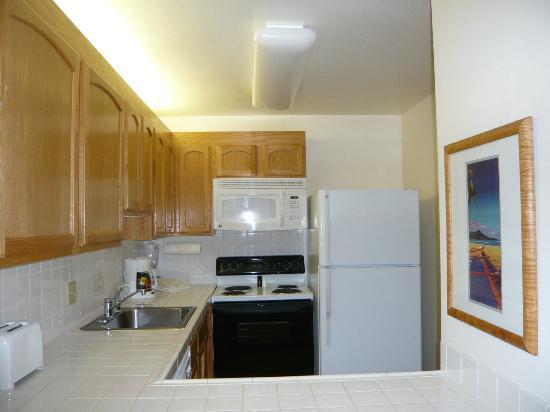 Fairway Villa: 1BRのキッチン