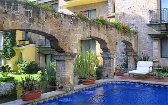 Quinta Real Guadalajara: Quinta Real Pool