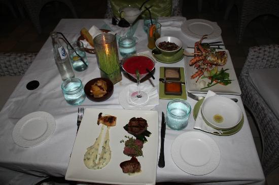 Sardine: Dinner
