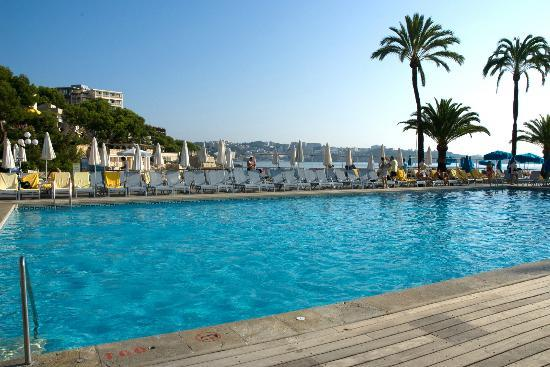 Hotel Riu Palace Bonanza Playa: Outdoor pool