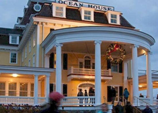 The Ocean House: Christmas at Ocean House